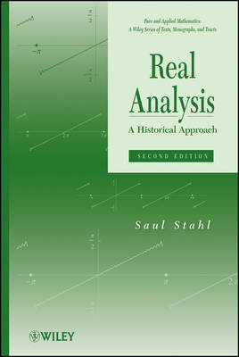 Real Analysis: A Historical Approach (Hardback)