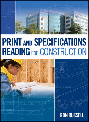 Print and Specifications Reading for Construction: with CD-rom (Hardback)