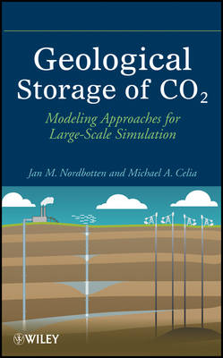 Geological Storage of CO2: Modeling Approaches for Large-Scale Simulation (Hardback)