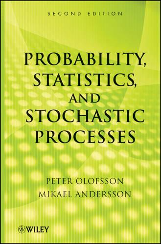 Probability, Statistics, and Stochastic Processes (Hardback)