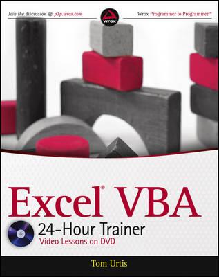 Excel VBA 24-Hour Trainer (Paperback)