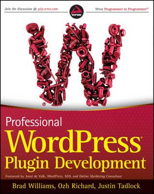 Professional Wordpress Plugin Development (Paperback)