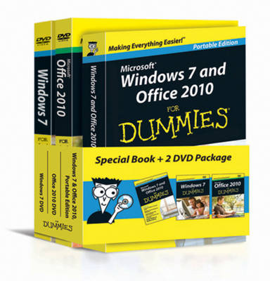 Windows 7 & Office 2010 for Dummies, Book + DVD Bundle (Paperback)