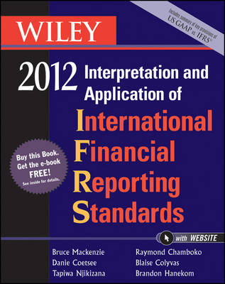 Wiley IFRS 2012 2012: Interpretation and Application of International Financial Reporting Standards