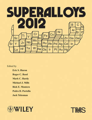 Superalloys 2012 (Hardback)