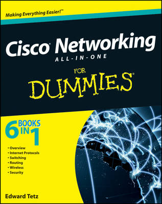 Cisco Networking All-in-One For Dummies (Paperback)