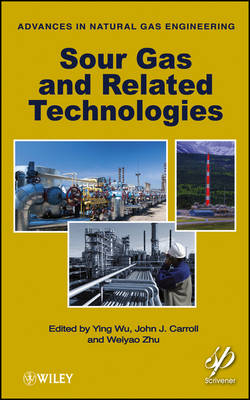 Sour Gas and Related Technologies - Advances in Natural Gas Engineering (Hardback)