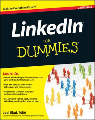 LinkedIn for Dummies (Paperback)