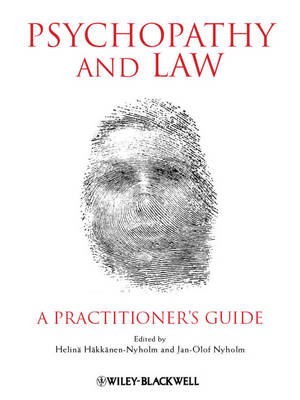 Psychopathy and Law: A Practitioner's Guide (Paperback)