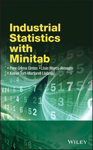 Industrial Statistics with Minitab (Hardback)