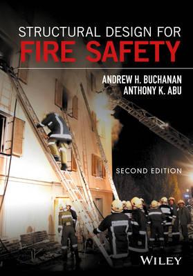 Structural Design for Fire Safety (Hardback)