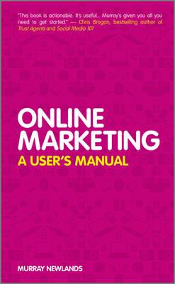 Online Marketing: A User's Manual (Hardback)