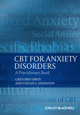 CBT For Anxiety Disorders: A Practitioner Book (Hardback)
