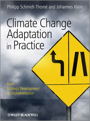 Climate Change Adaptation in Practice: from Strategy Development to Implementation (Hardback)