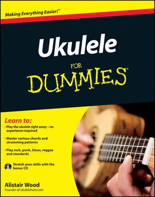 Ukulele For Dummies (Paperback)