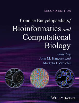 Cover Concise Encyclopaedia of Bioinformatics and Computational Biology