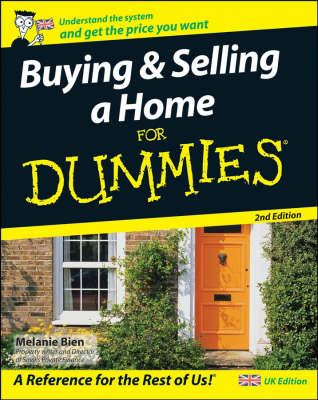 Buying and Selling a Home For Dummies (Paperback)