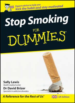 Stop Smoking For Dummies (R) (Paperback)