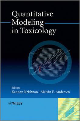 Quantitative Modeling in Toxicology (Hardback)