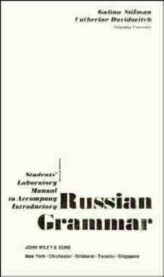 Introductory Russian Grammar (Paperback)