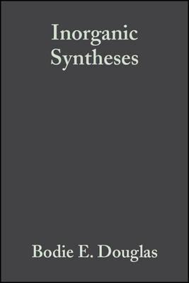 Inorganic Syntheses: v. 18 (Hardback)