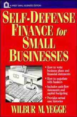 Self-Defense Finance: For Small Businesses (Paperback)
