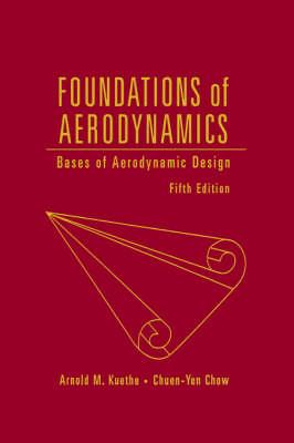 Foundations of Aerodynamics: Bases of Aerodynamic Design (Paperback)