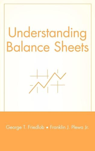 Understanding Balance Sheets (Hardback)
