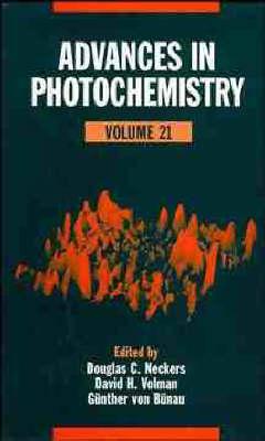 Advances in Photochemistry: v. 21 - Advances in Photochemistry (Hardback)