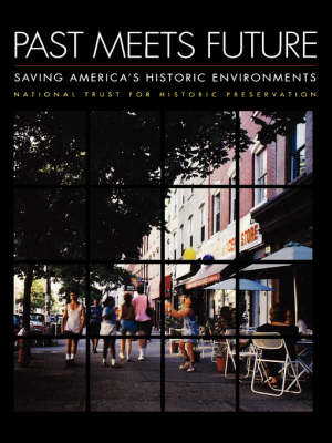 Past Meets Future: Saving America's Historic Environments (Paperback)