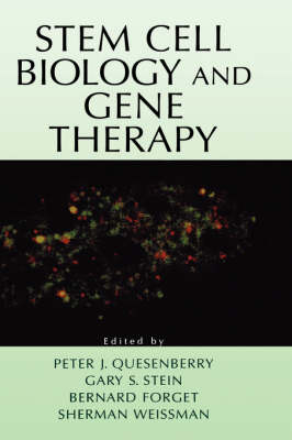 Stem Cell Biology and Gene Therapy (Hardback)