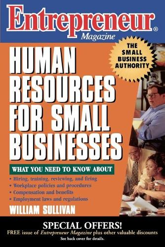 Entrepreneur Magazine: Human Resources for Small Businesses - Entrepreneur Magazine (Paperback)