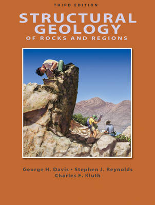 Structural Geology of Rocks and Regions (Hardback)