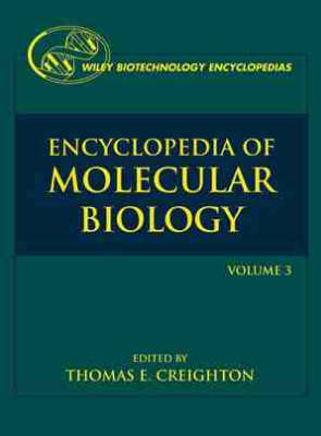 Encyclopedia of Molecular Biology: 4 Volume Set (Hardback)