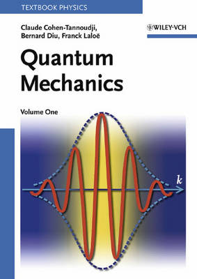 Quantum Mechanics, Volume 1 (Paperback)