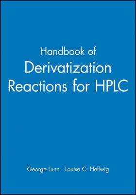Handbook of Derivatization Reactions for HPLC, Book & CD Set (Hardback)