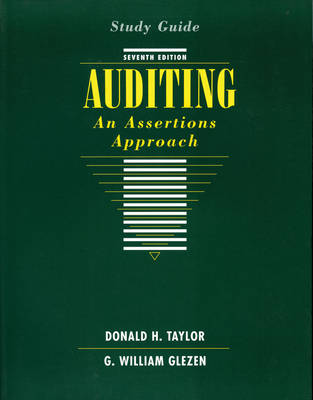 Auditing: An Assertions Approach Study Guide (Paperback)