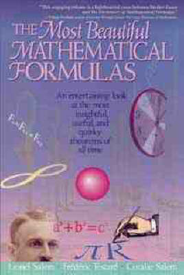 The Most Beautiful Mathematical Formulas: An Entertaining Look at the Most Insightful, Useful and Quirky Theorems of All Time (Paperback)