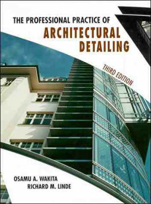 The Professional Practice of Architectural Detailing (Hardback)