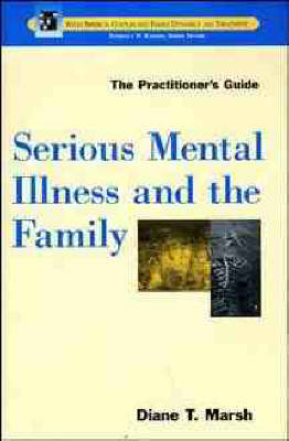 Serious Mental Illness and the Family: The Practitioner's Guide - Wiley Series in Couples & Family Dynamics & Treatment (Hardback)
