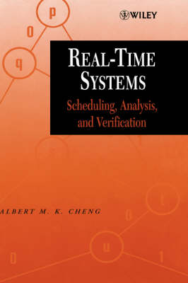 Real-Time Systems: Scheduling, Analysis, and Verification (Hardback)