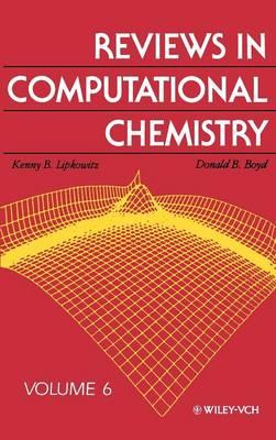 Reviews in Computational Chemistry: v. 6 (Hardback)