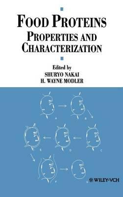Food Proteins: Properties and Characterization (Hardback)