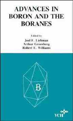 Molecular Structure and Energetics: Advances in Boron and the Boranes v. 5 (Hardback)