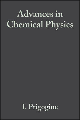 Advances in Chemical Physics: v. 102 - Advances in Chemical Physics (Hardback)