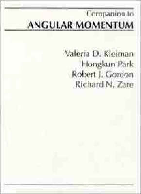 A Companion to Angular Momentum (Paperback)