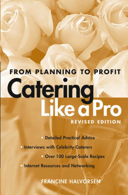 Catering Like a Pro: From Planning to Profit (Paperback)