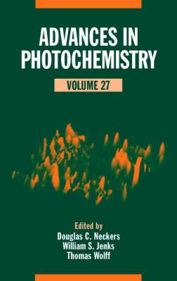 Advances in Photochemistry - Advances in Photochemistry (Hardback)