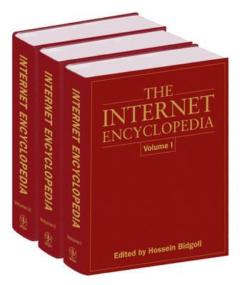 The Internet Encyclopedia: v.1-3 (Hardback)