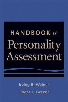 Handbook of Personality Assessment (Hardback)